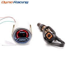 Dynoracing 52mm Car Auto Air Fuel Ratio Gauge Smoke Lens Narrowband Oxygen Sensor O2 Rear For 01-06 Hyundai 2.0L