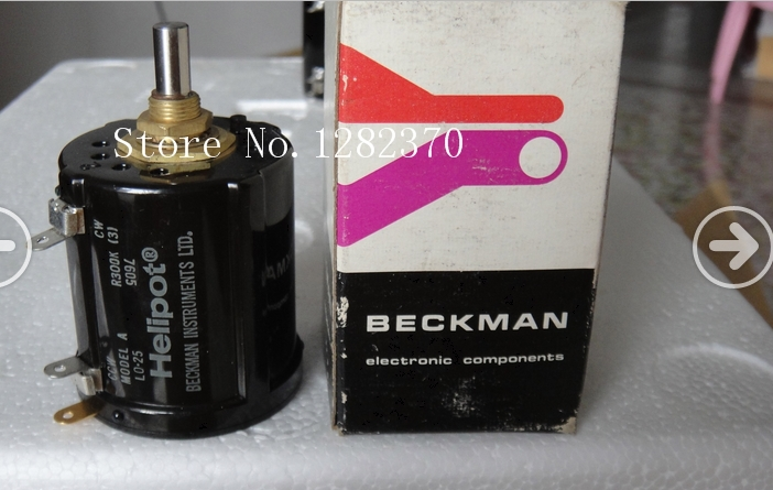 BELLA US Imports Helipot A R1K L 25 Multi Turn Potentiometer 1K 2K 30K 50K