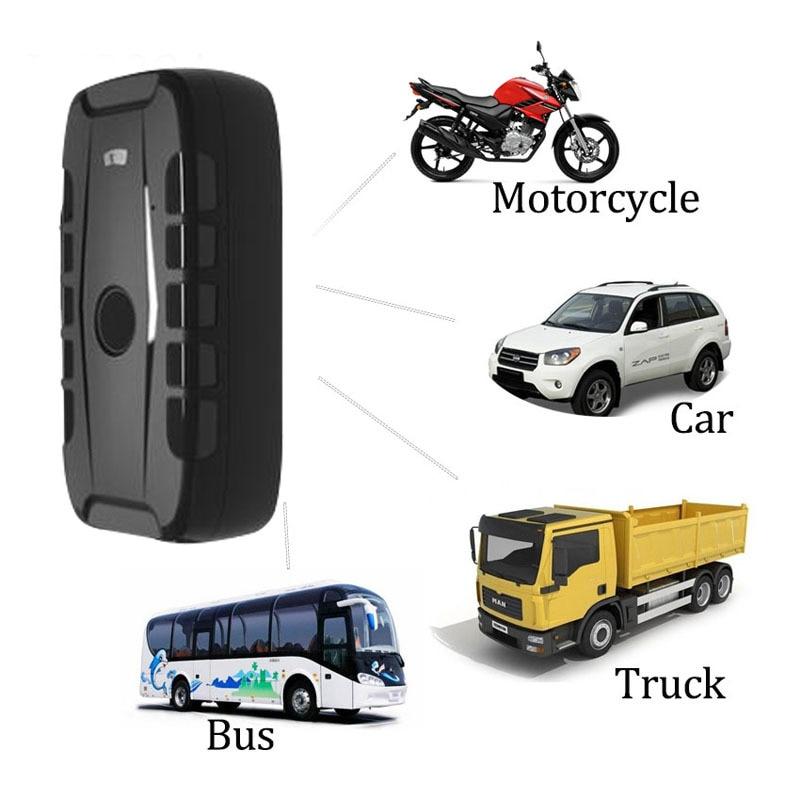 Auto GPS 20000 mah Batterij Google Koppeling Real time Tracking Auto Magneet GSM GPS Tracker LK209C Gratis Platform Met Mobiele telefoon APP - 6