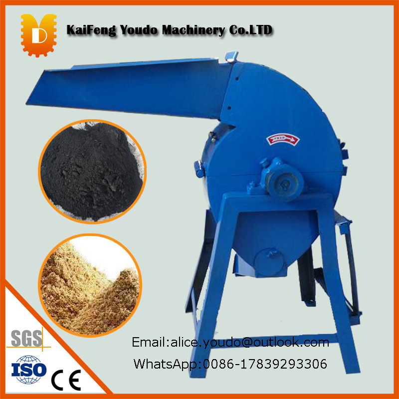 Multifunctional grain/corn/stone/straw crusher(without motor) various straw sacr