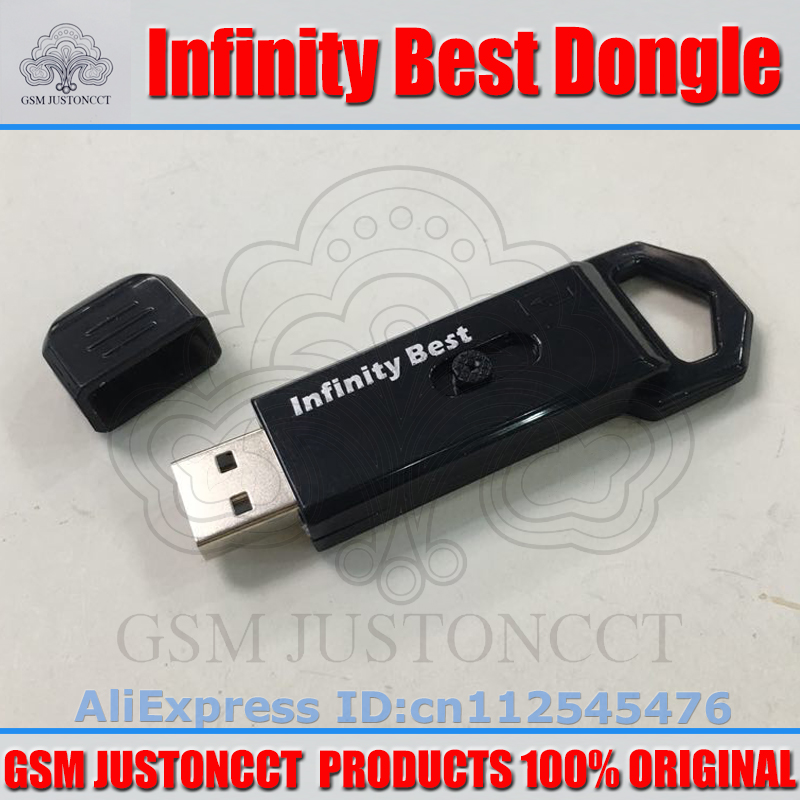 Gsmjustoncct 100% Original nouveau dongle BB5 Service facile (meilleur Dongle infini)/meilleur dongle infini