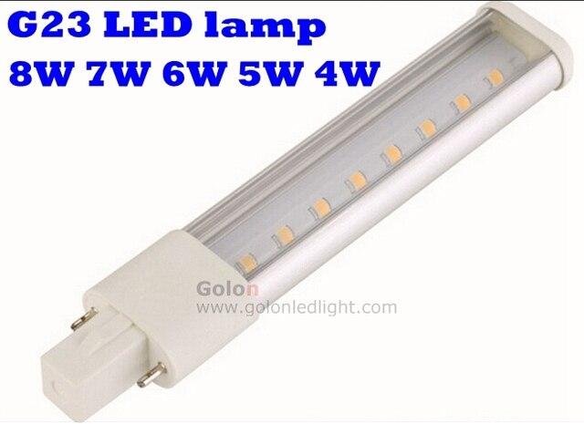 G23 2 Pin Led Lamp Vervangen Pls 11 W 13 W 2700 K 6500 K
