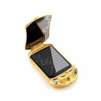 Newmind F16 3.2 ''Flip SmartPhone Flip SmartPhone Android 4.0 Dual SIM WIFI Caméra Bluetooth De Luxe Voiture Mobile Téléphones Cellulaires