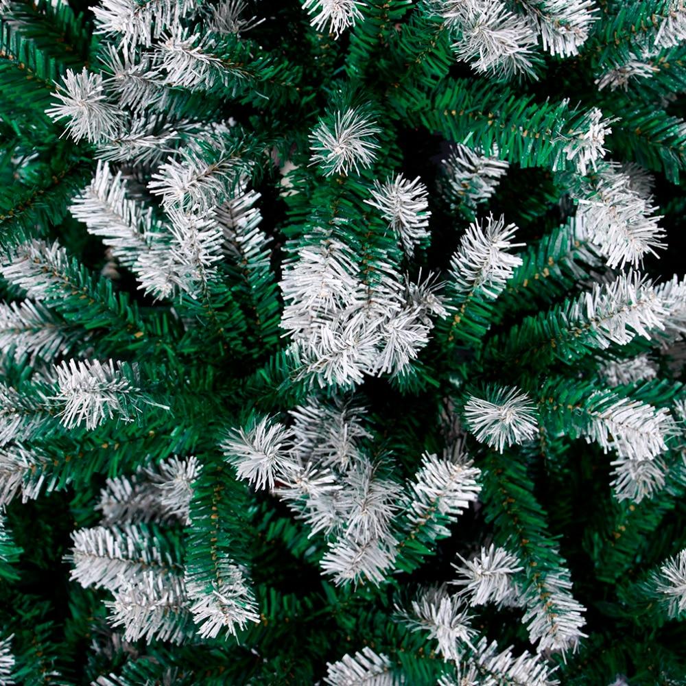 Christmas Tree Spray Snow.Us 40 23 1 2 1 5 1 8m Spray Snow White Artificial Christmas Tree Hall Welcome Ornament Xmas Tree Navidad Christmas Decoration For Home In Trees From