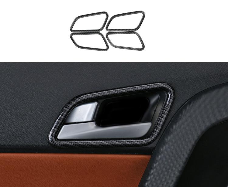 4 шт. для внутренней дверной ручки Hyundai Ix25, декоративная рамка