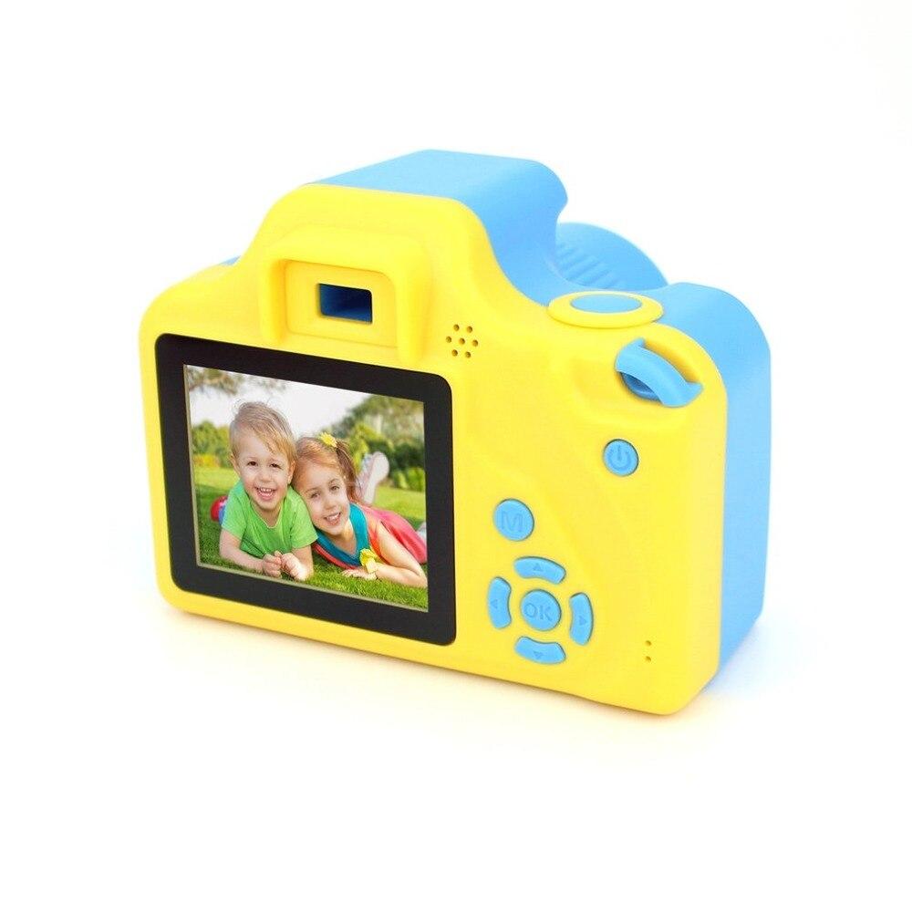 Dslr Cámara Full HD 1080 p Dslr portátil cámara de vídeo Digital 2 pulgadas pantalla LCD niños para viajes de casa uso fotográfico