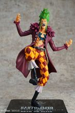 Livraison gratuite NEW hot 20 cm One piece Bartolomeo action figure jouets collection de noël jouet poupée GC044