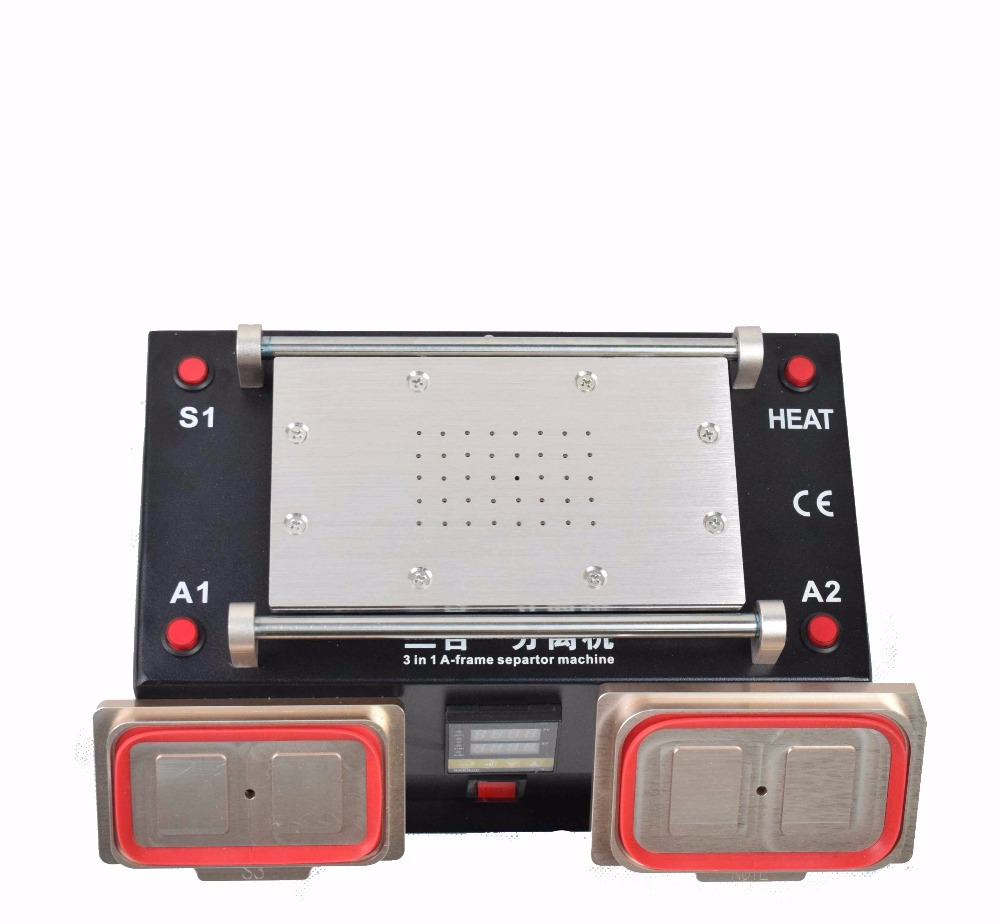 3 in 1 for Samsung LCD Refurbish Preheater Station / Bezel Middle ...