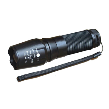 цена на Long Throw Adjustable Focus Portable Led Flashlight 26650 Outdoor Campe Lantern AAA  CREE XM-L T6 Zoom Tactical LED Torch 18650