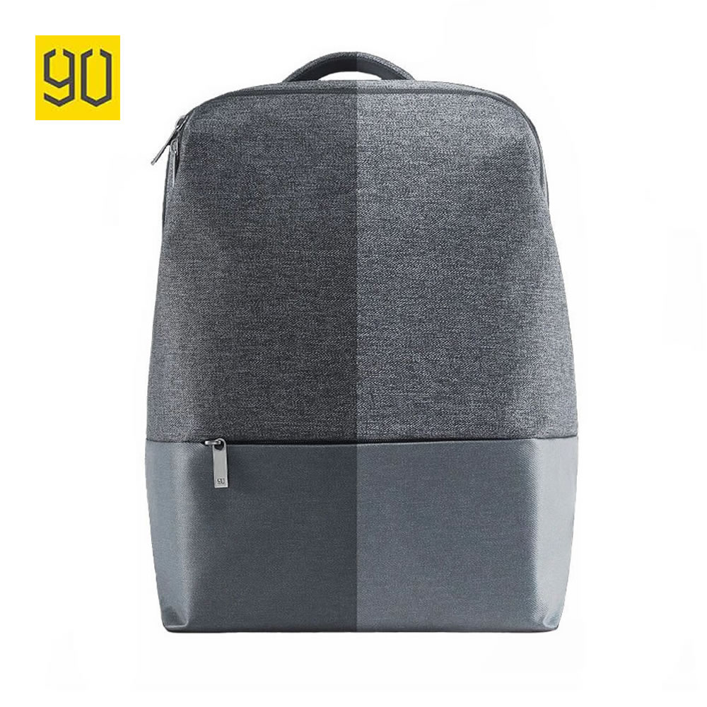 Xiaomi Ecosystem 90 Fun Travel Simple Business Mi Backpacks Waterproof College Students Schoolbag Laptop Backpack For 14 Inch