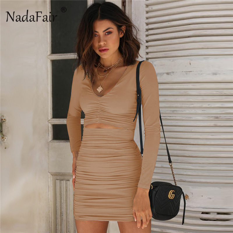 long sleeve bandage bodycon vestidos20