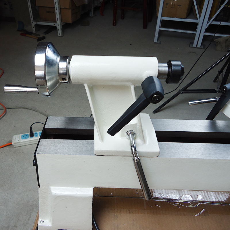 Small woodworking lathe Home multi function mini lathe DIY Bead lathe wood bead ball speed machine in Lathe from Tools