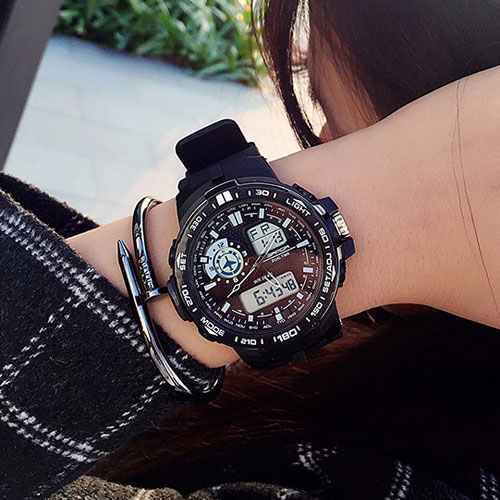 SANDA Sport Watch Women Ladies Brand Electronic Hours LED Digital Wrist Watches For Female Clock Montre Femme Relogio Feminino цена