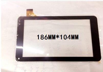 Новый оригинальный 7 дюймов tablet емкостной сенсорный экран C186104E13-FPC883DR бесплатная доставка
