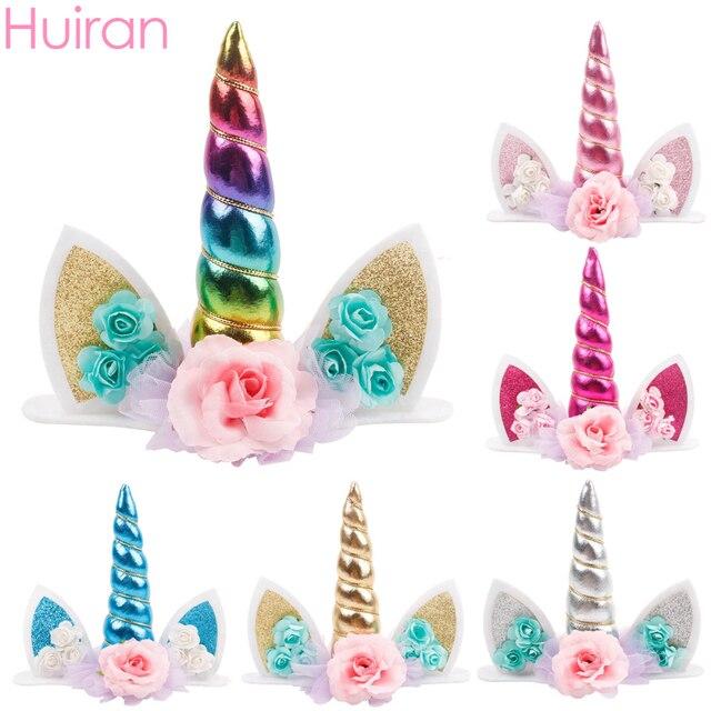 Unicorn Birthday Party Decor Unicorn Decor Gift Unicorn Party Decor Birthday Party Supplies Boy Girl Baby Shower Decor Unicornio
