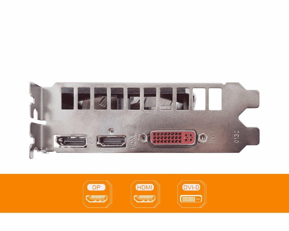 Видеокарта GTX 960 4GB 4096MB DDR5 128 bit carte graphhique видеокарта для Nvidia GTX PC