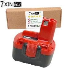 7XINbox 4000mAh Li-ion Replacement Battery For BOSCH BAT038 BAT040 BAT041 BAT140 BAT159 PSR1440 ART 26 Power Tool Rechargeable