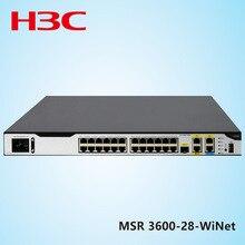 MSR3600-28- WiNet Wisdom Network Gigabit Router