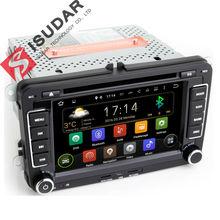 Android 5.1.1 7 Pouce Lecteur DVD de Voiture Pour VW/Golf/Tiguan/Skoda/Fabia/Rapide/siège/Leon/Skoda CANBUS Wifi GPS Navigation FM Radio Carte