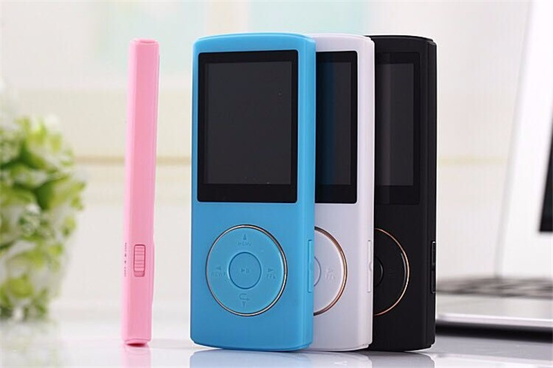16GB HiFi Loseless MP4 Music Player 1.8 TFT Screen with E-book Video Play FM Radio Voice Recorder Function
