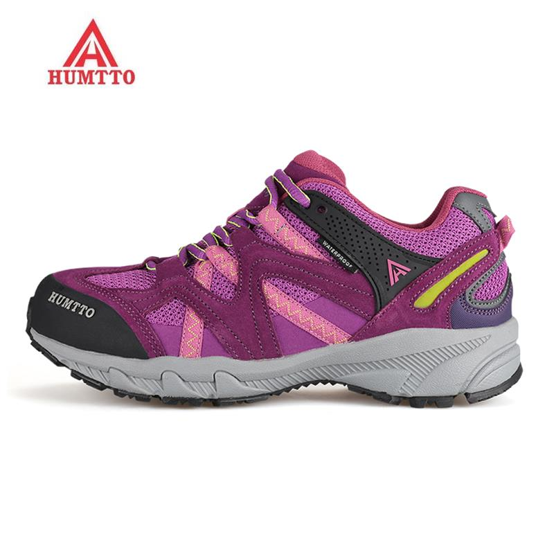 HUMTTO Womens Vogue Sports Outdoor Hiking Trekking Shoes Sneakers For Women Sport Wearable Climbing Mountain Jogging Shoes 2017 womens sports summer outdoor hiking trekking aqua shoes sandals sneakers for women sport climbing mountain shoes woman