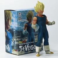 Dragon Ball Z Master Stars Piece Vegeta Super Saiyan 22cm 8 8in High Quality Figure Doll