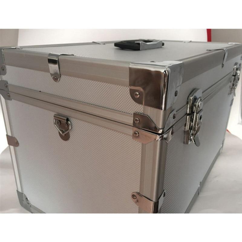 Alüminyum çerçeve ABS MDF levha bavul kılıfları seyahat - Bagaj ve Seyahat Çantaları - Fotoğraf 2