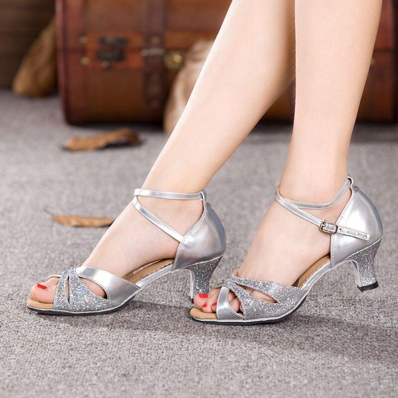 NEW Womens Latin Salsa Tango Ballroom Dance Shoes Indoor Dancing Heels Shoes for Women 3.5 cm, 5.5 cm, 7 cm Heeled ShoesNEW Womens Latin Salsa Tango Ballroom Dance Shoes Indoor Dancing Heels Shoes for Women 3.5 cm, 5.5 cm, 7 cm Heeled Shoes