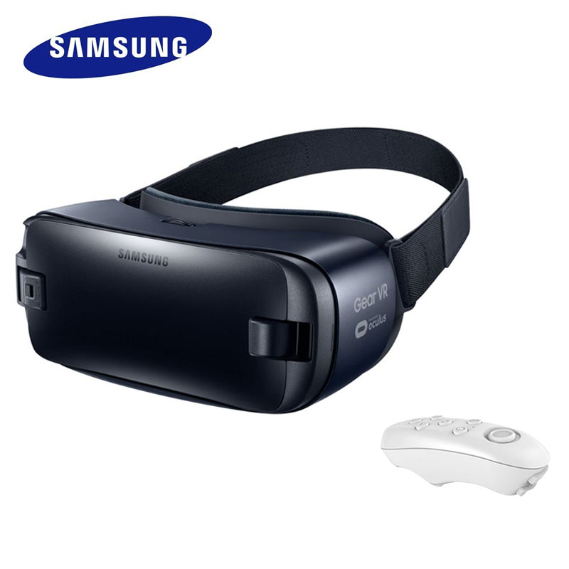 VR Gear4 With Touch Pad Version Virtual Reality font b 3D b font font b Glasses