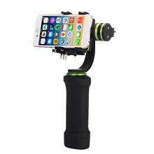 Brand New and High Quality Lanparte Handheld Gimbal Stabiliser for Smartphones for iPhone Smart Phone Gesture Control System
