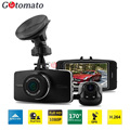 Gotomato Ambarella A7LA70 Chip G5WA Dual Camera Dash Cam 1080P GPS H.264 ADAS 2 Lens Car DVR Video Recorder Car Black Box