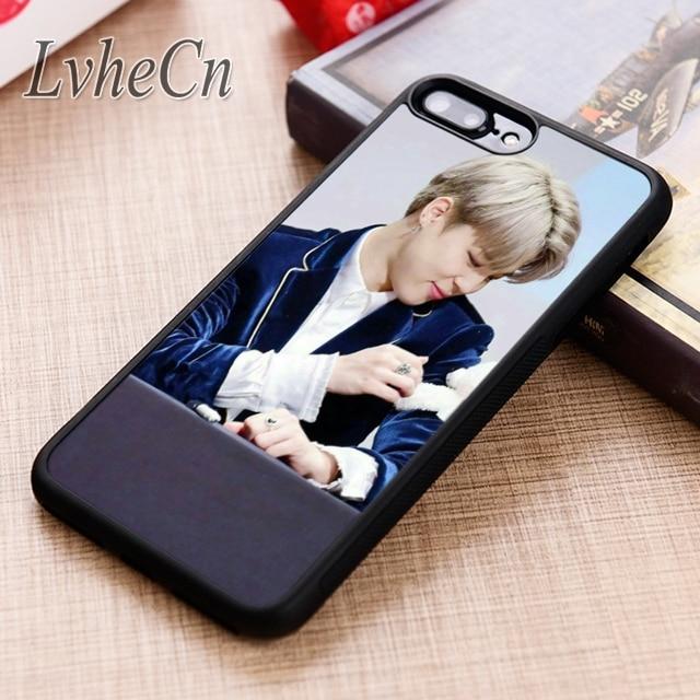 Audacious Lvhecn Bts Bangtan Boys Jimin Boy Phone Case Cover For Iphone 6 6s 7 8 X Xr Xs Max 5s Se Samsung Galaxy S5 S6 S7 Edge S8 S9 Plus Phone Bags & Cases