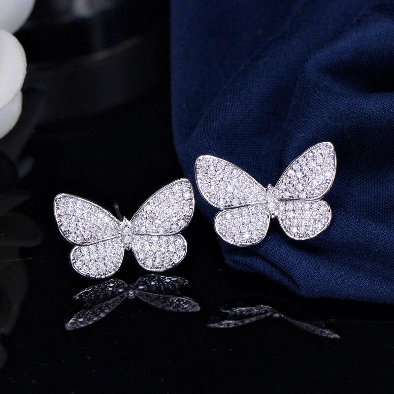 Butterfly Stud Earrings 4