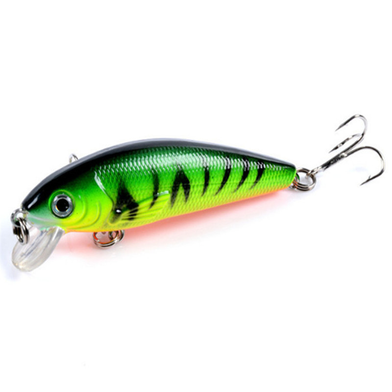 1PCS 8.7g 7.2cm Crankbait Fishing Lure Artificial Minnow Wobblers Floating Hard Bait Plastic Lifelike Pesca Pike Lure Tackle