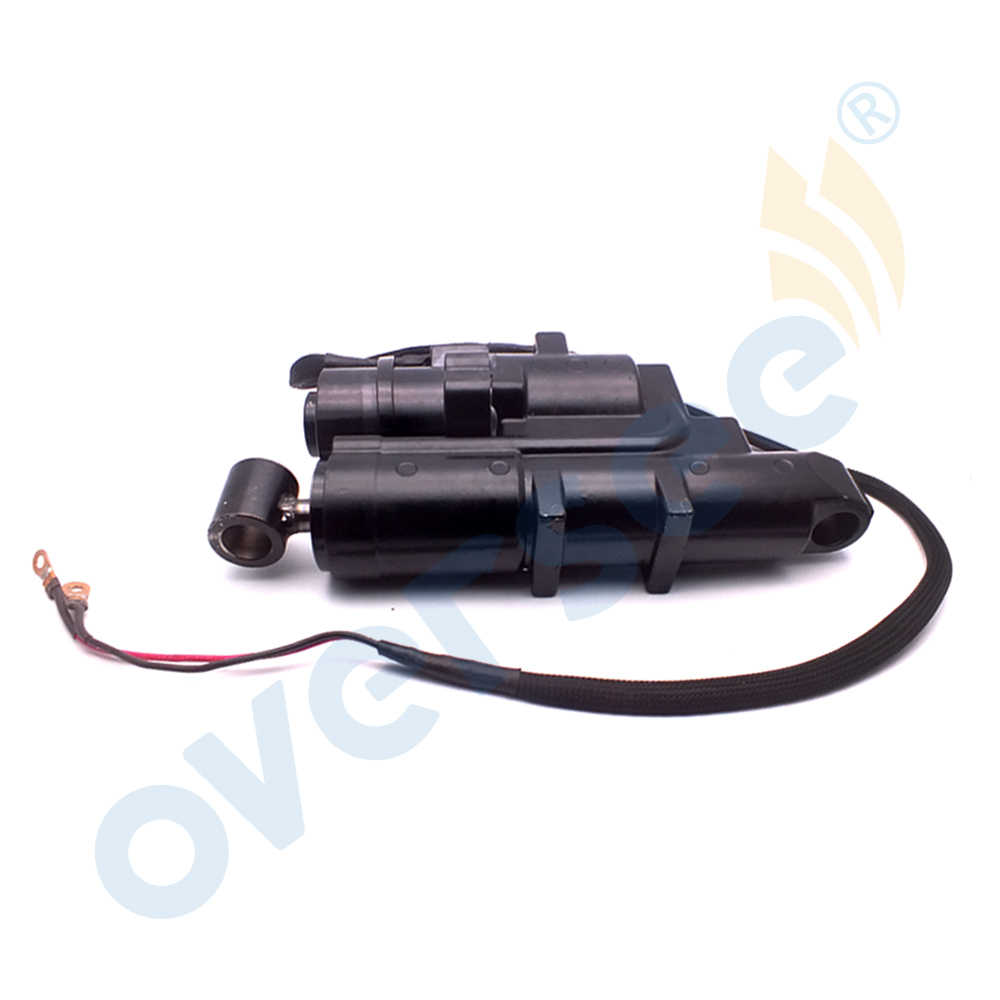 Boat Motor 6C5 43800 Power Trim Tilt y For Yamaha ... on