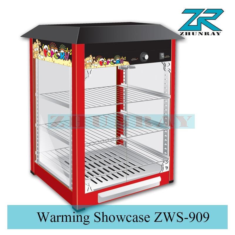 Hot sale popcorn warmer ZPM-909 food warmer popcorn hour с 200