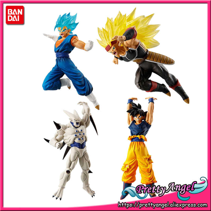 Lindo anjo-Genuine Bandai Tamashii Nations Dragon Ball Super BATALHA Vs Gashapon TOY Pvc Figure parte 8