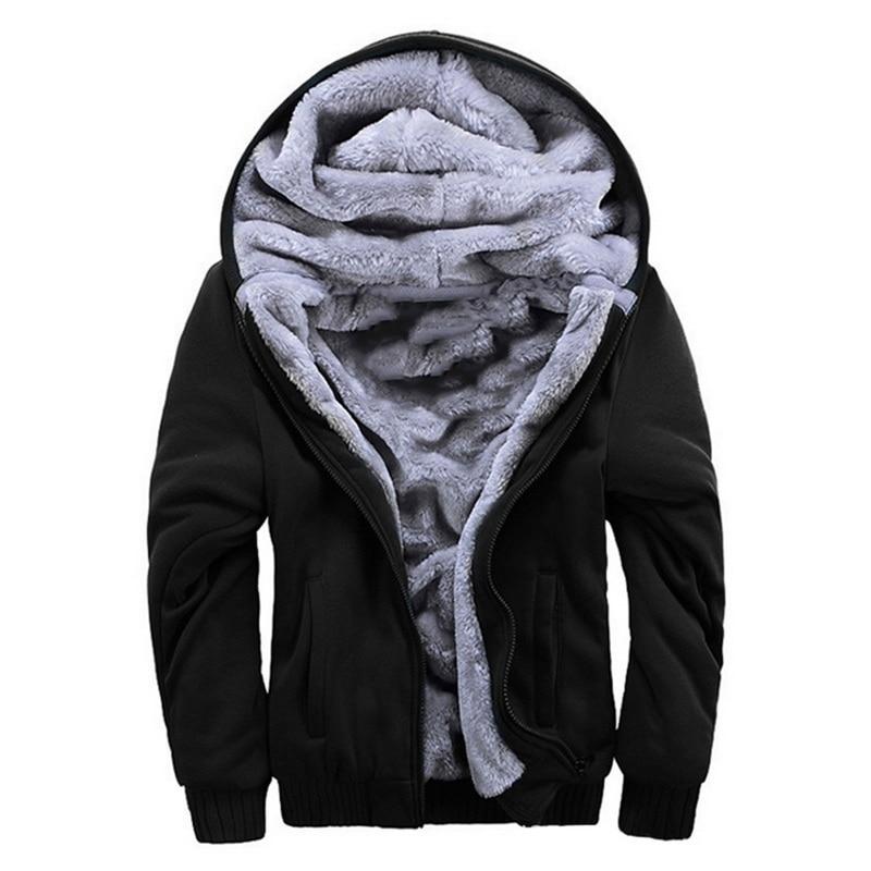 HTB1j1H7awmH3KVjSZKzq6z2OXXav - Oeak Mens Casual Winter Thickened Warm Coat 2019 New Casual Zipper Hooded Fleece Long Sleeve Jacket Male Solid Color Parkas