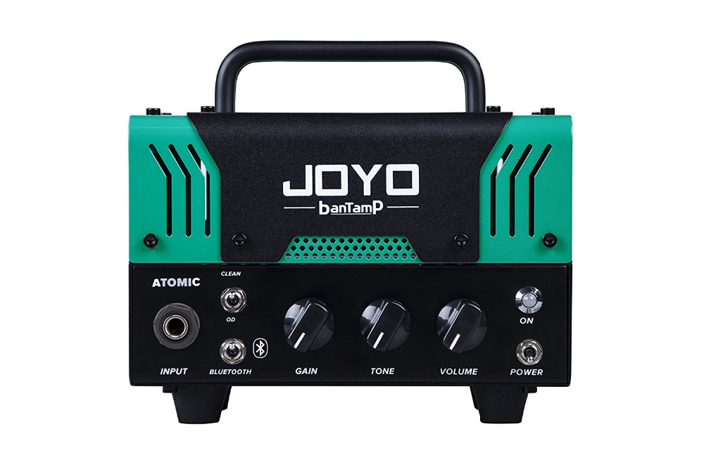 цена на JOYO ATOMIC 20 Watt Mini Tube Head New banTamp Series Guitar Amplifier Amp Speaker