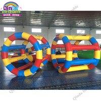 Высокое качество надувные игрушки для воды колесо для хомяка на продажу