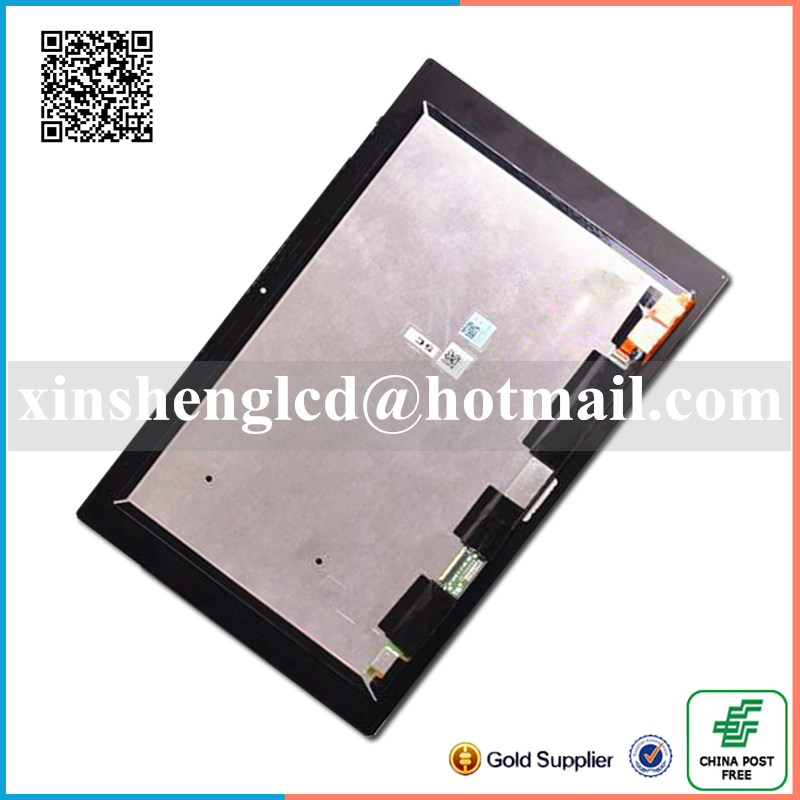 For Sony Tablet Xperia Z2 SGP511 SGP512 SGP521 SGP541 LCD display touch screen assembly free shipping