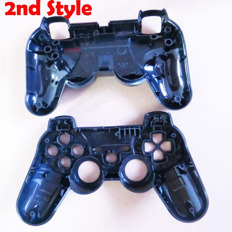 Image 2 - 20 Sets/lot  Hot Replacement Housing Cover Case For Original PS3 Wireless Bluetooth SIXAXIS Controller Shell-in Replacement Parts & Accessories from Consumer Electronics