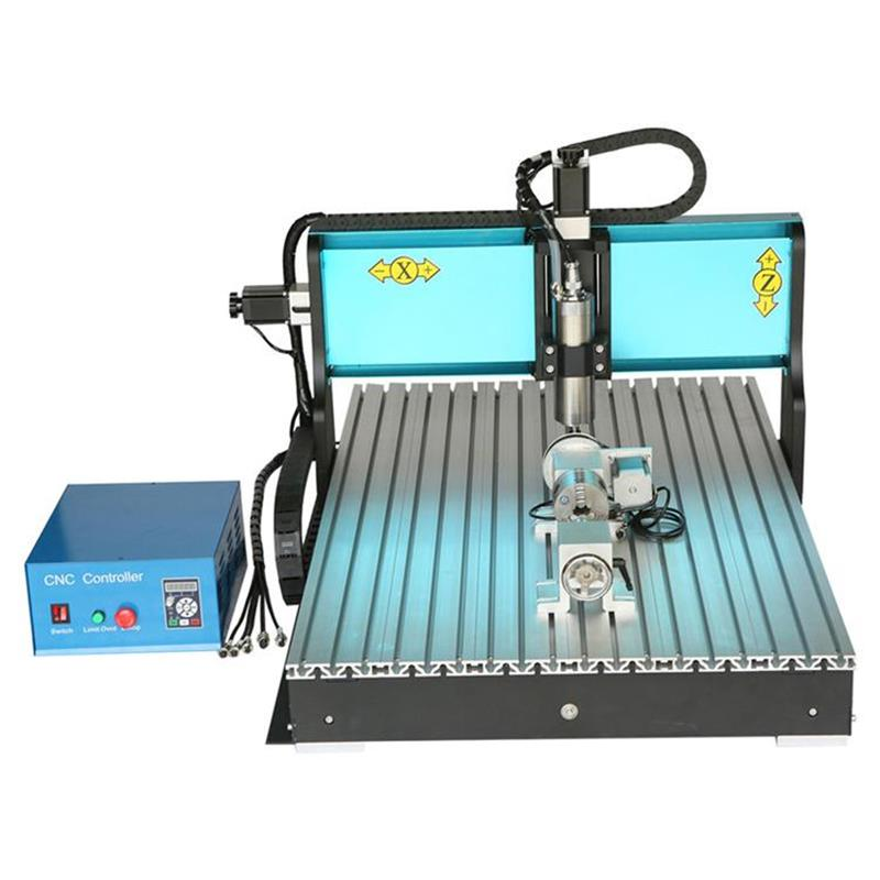 Free DHL JFT Professional Wood Cutting Machine 3 Axis CNC Router USB 2.0 Port Engraver Machine High Precision Ball Screw 6090  jft new arrival high speed 4 axis 800w affordable cnc router with usb port precision drilling machine for woodworking 6090