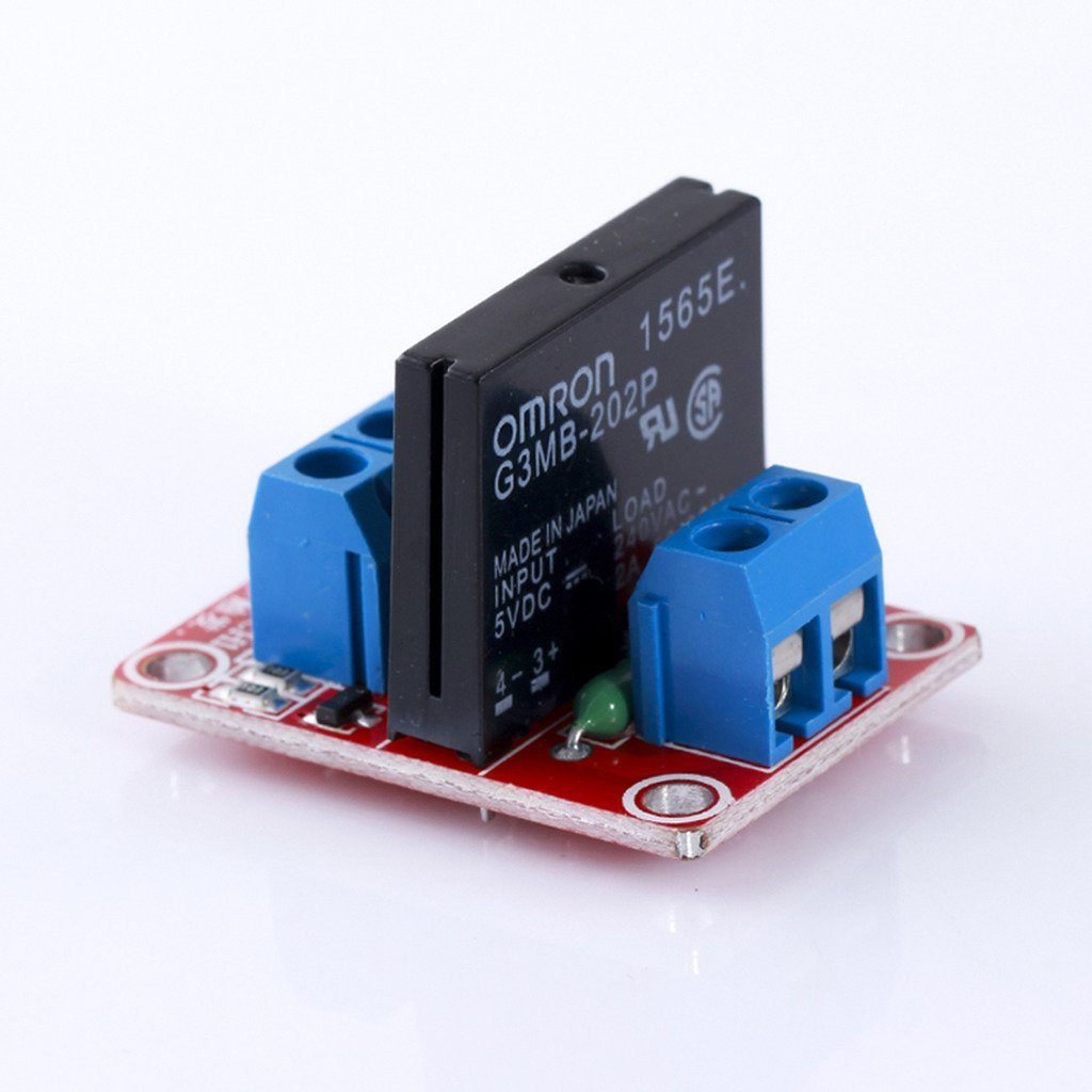 ⑧ v channel solid ⊰ state relay board for ୧ʕ ʔ୨