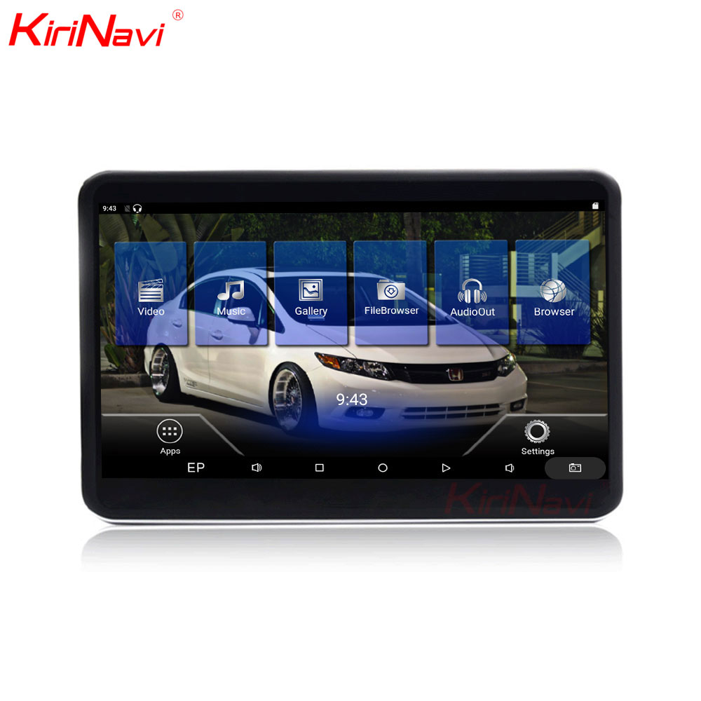 Android 5.1 11.6 inch touchscreen monitor for Mercedes car back seat Headrest Monitor WiFi lcd