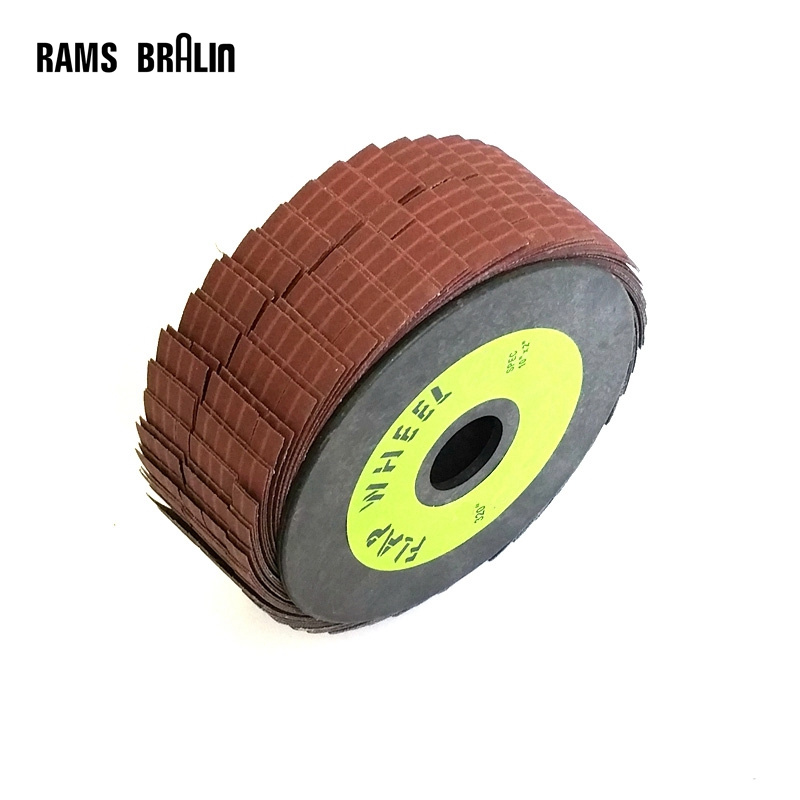 Awe Inspiring Us 12 85 32 Off 10 2 In Abrasive Flap Grinding Wheel Emery Cloth Wire Striping Polishing Wheel Curved Irregular Surface Bench Polisher Tools In Bralicious Painted Fabric Chair Ideas Braliciousco