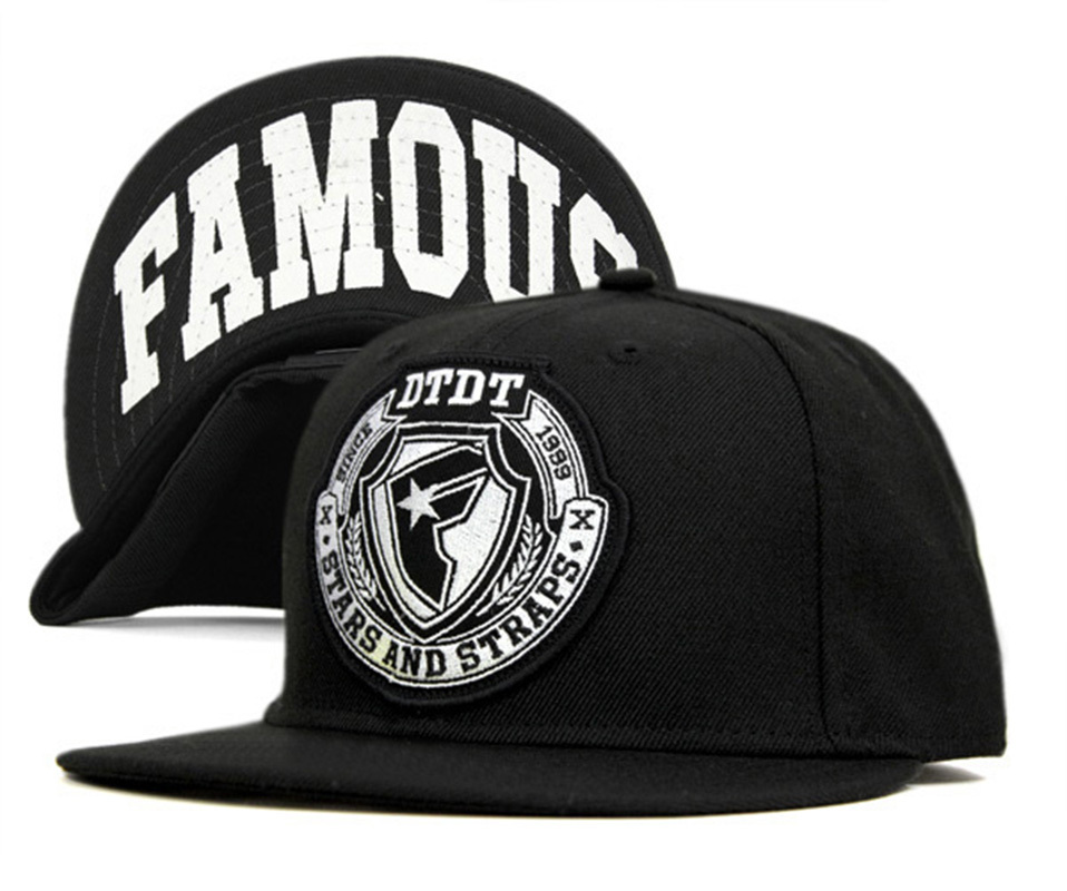 Famous Stars STRAPS snapback hats for men women cotton Summer Style hip hop  cap bones Diamond baseball caps cool swag sun hat-in Baseball Caps from  Apparel ... 74c7a444ed7