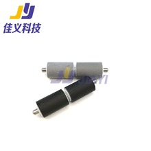 Hot Sale!!!Paper Pressure Rollers For Allwin/Human Inject Printer Rubber Pinch Roller