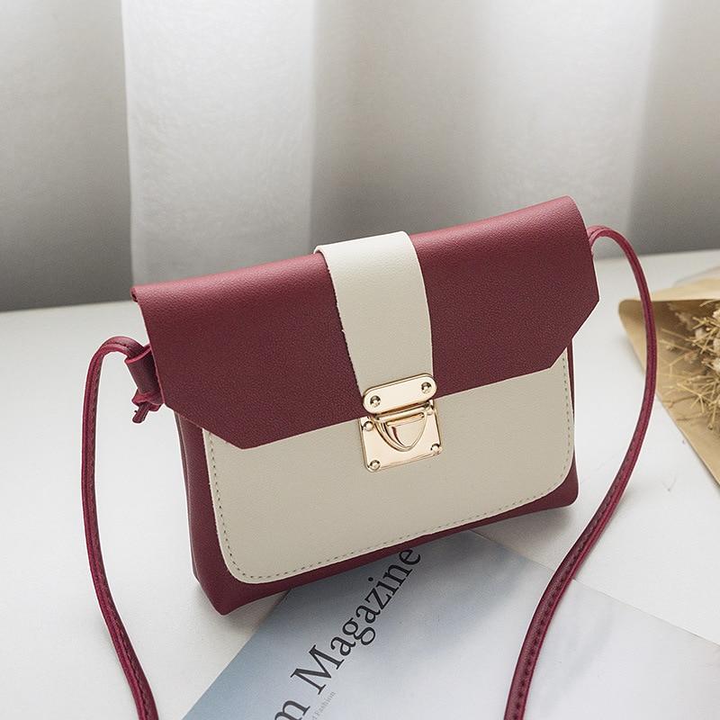 Women Designer Bags Handbags Famous Brands Solid Fashion Flap Women Crossbody Bag For Girl Brand Women Handbags 6