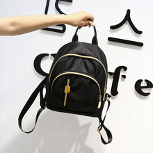Women Backpack Casual Female Bag Small T-type mini backpacks Bag for Women Backpack High Quality